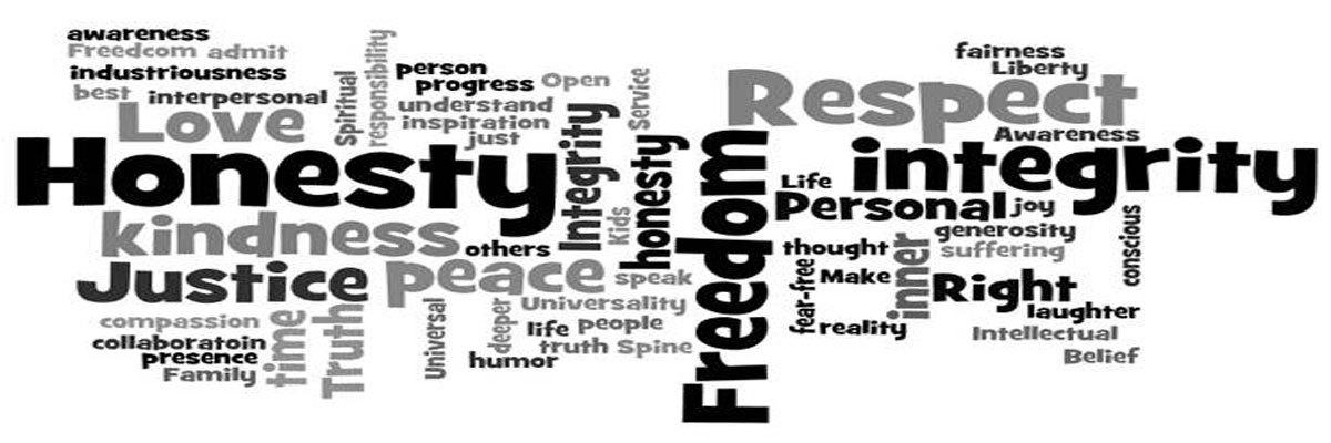 Large blog hero values
